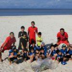 沖縄ビーチサッカークリニック